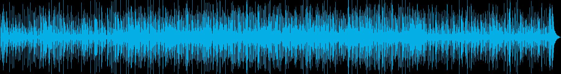 大人セクシーなワインバーのピアノジャズの再生済みの波形
