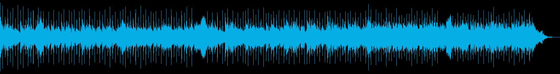 アコースティック・やさしい・ポジティブの再生済みの波形