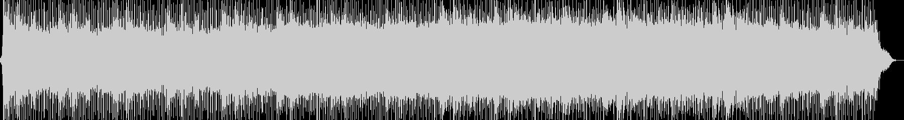 あらゆるプロジェクトの音楽の未再生の波形