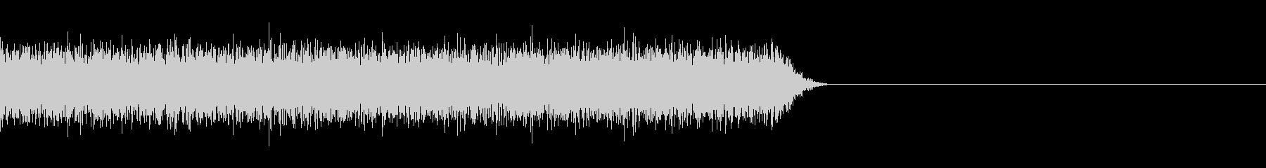 プルルルルル_電子画面に文字を表示_02の未再生の波形