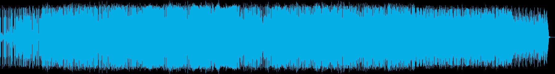 Identified IIの再生済みの波形