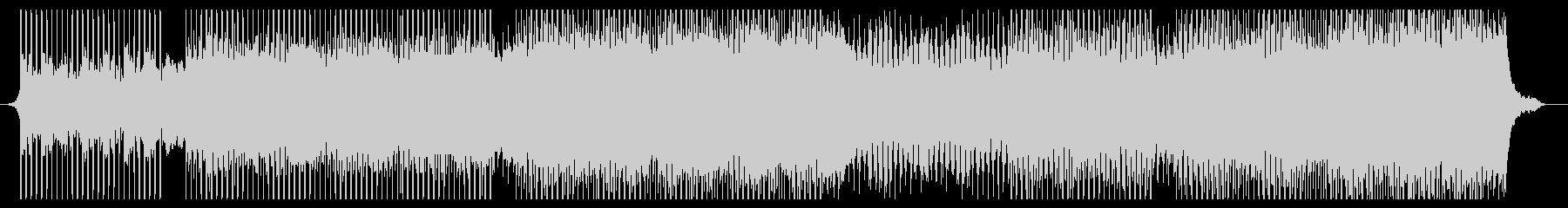 メディカルの未再生の波形