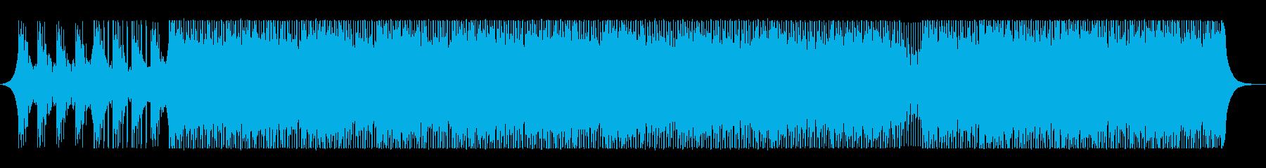 最新情報を入手の再生済みの波形