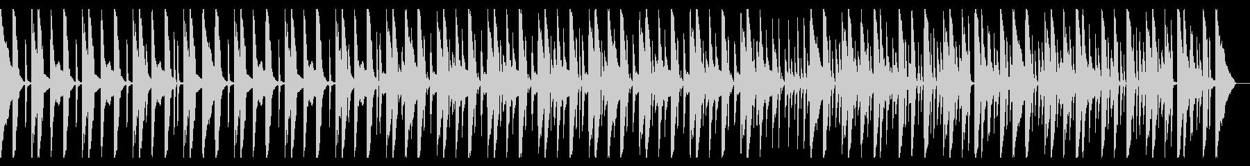 Vocal FX、167 BPMの未再生の波形