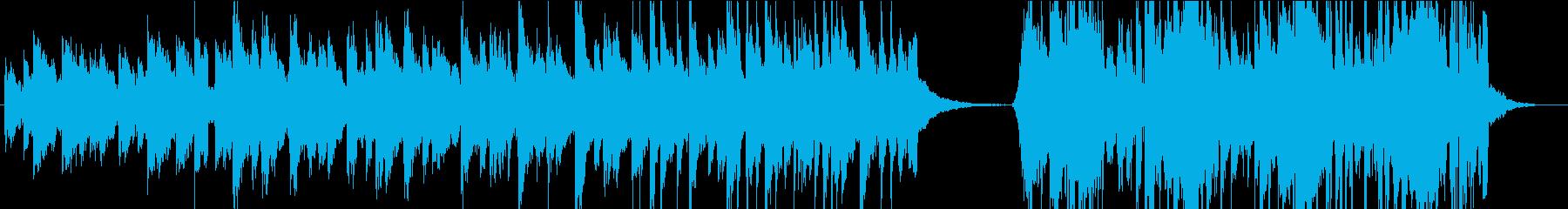 実験的な ゆっくり 魅惑 おしゃれ...の再生済みの波形