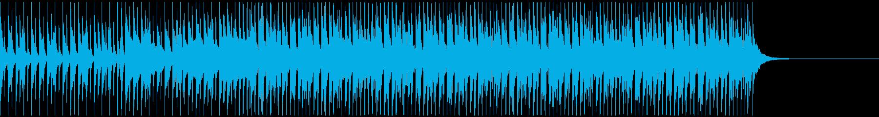 コーラス&アコースティックバンドPOPの再生済みの波形