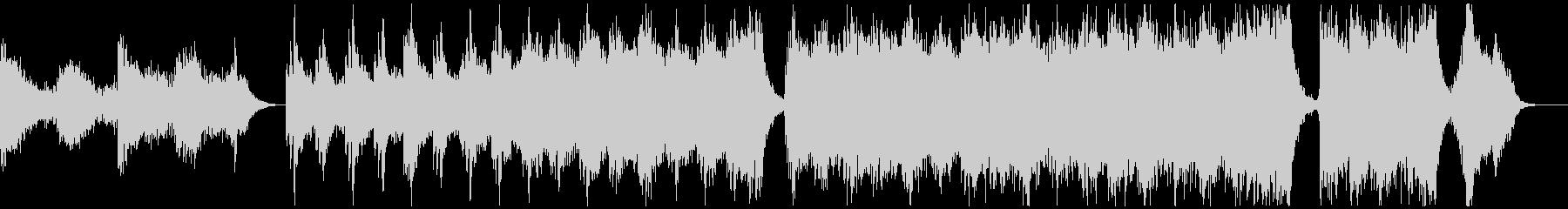 【予告編】トレーラー・ハリウッド・ダークの未再生の波形