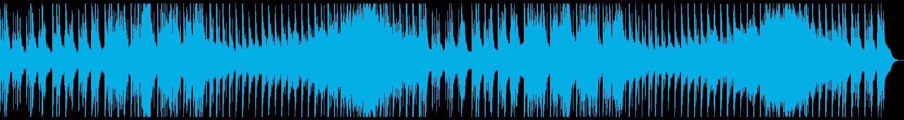 明るく爽やかなチルアウトポップ。の再生済みの波形