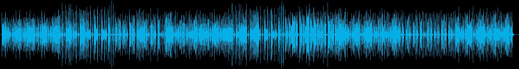 過去の素晴らしいビデオゲーム音楽に...の再生済みの波形