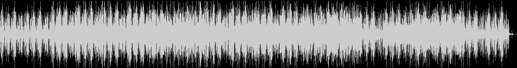 R&B/リラックス感のあるエレクトロの未再生の波形