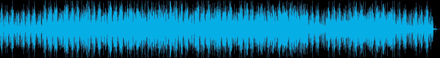 R&B/リラックス感のあるエレクトロの再生済みの波形