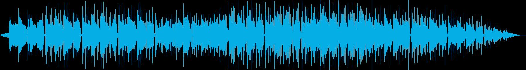 ポップ。歌。バラエティ。ジェニファ...の再生済みの波形