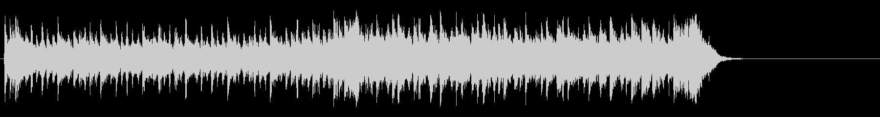 サイクリング向けポップス(イントロ~…)の未再生の波形