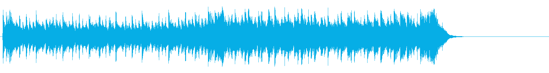 サイクリング向けポップス(イントロ~…)の再生済みの波形
