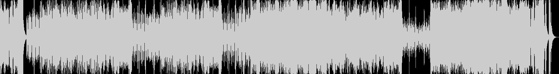 オープニング行進オーケストラ発表シリーズの未再生の波形