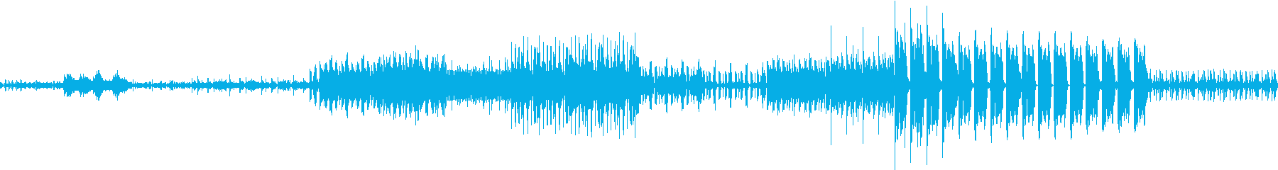 ロボット的で風変わりな一種の催眠エ...の再生済みの波形