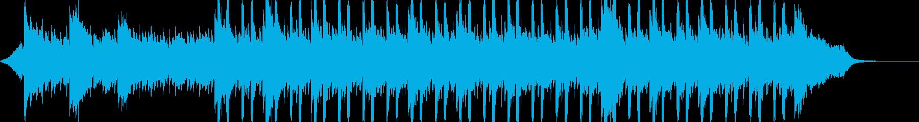 ほのぼのコンセプトなCM イベント告知にの再生済みの波形