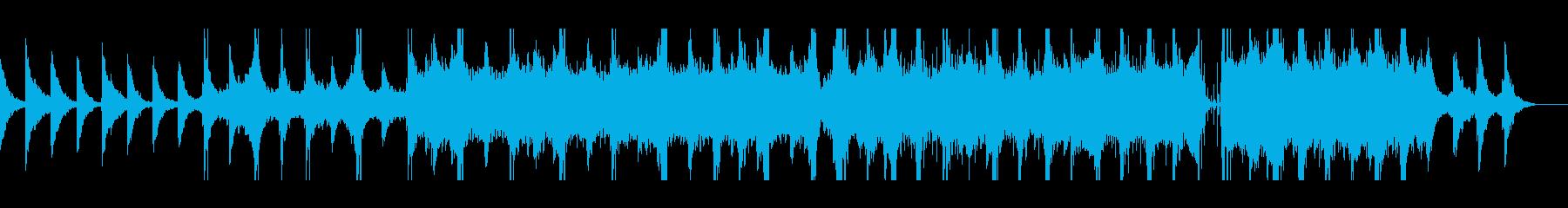 チェロのアルペジオが印象的なアンビエントの再生済みの波形