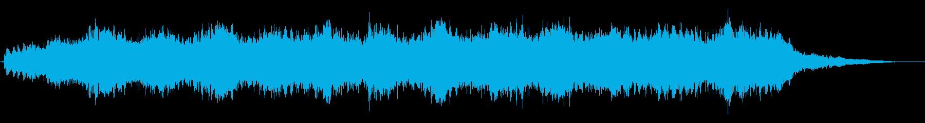 スティック掃除機-掃除機の再生済みの波形