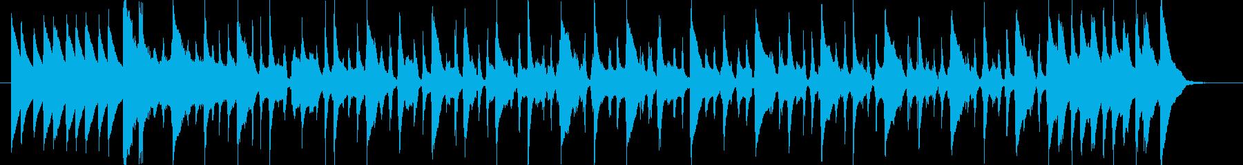 サンバ!Samba5 カーニバル!笛の再生済みの波形