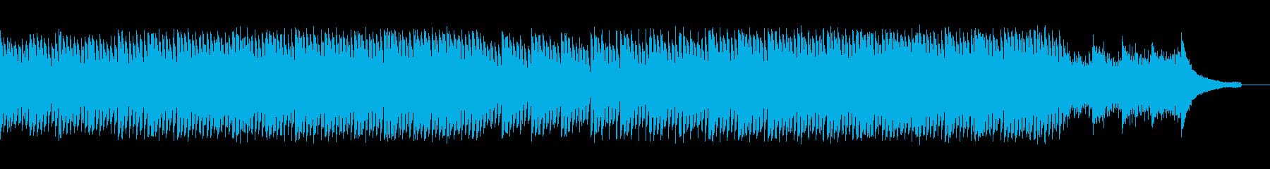 企業VP会社紹介透明感爽やか疾走感A11の再生済みの波形