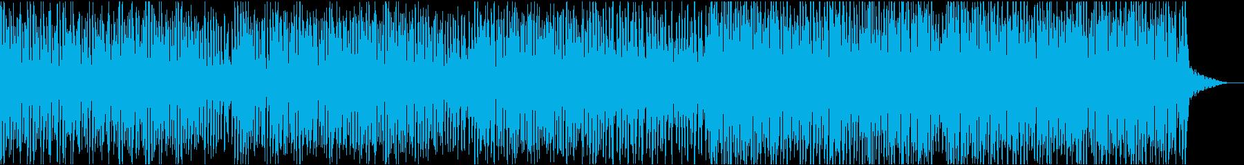 News25 Shortバージョンの再生済みの波形
