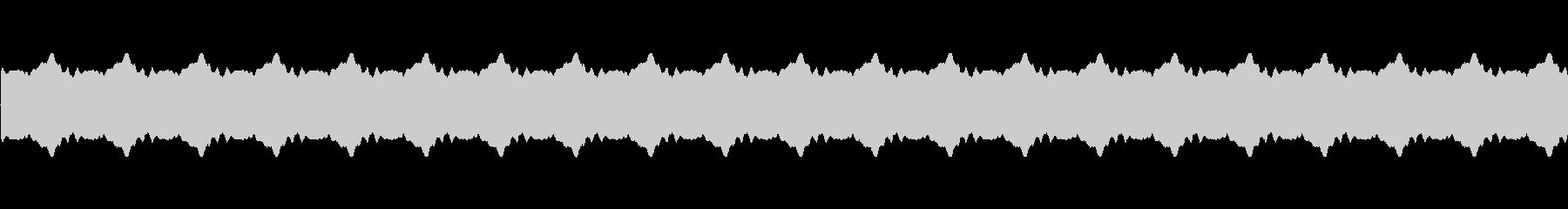 サイクリングパワーグリッドの未再生の波形