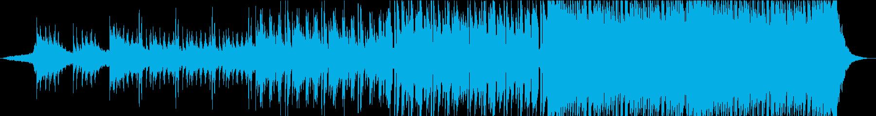 可愛いライブ入場SE_CMにも 90秒の再生済みの波形
