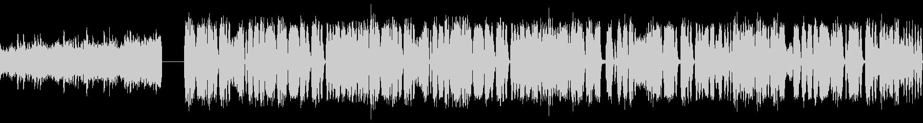 eスポーツ 大会 EDM ドロップ30秒の未再生の波形