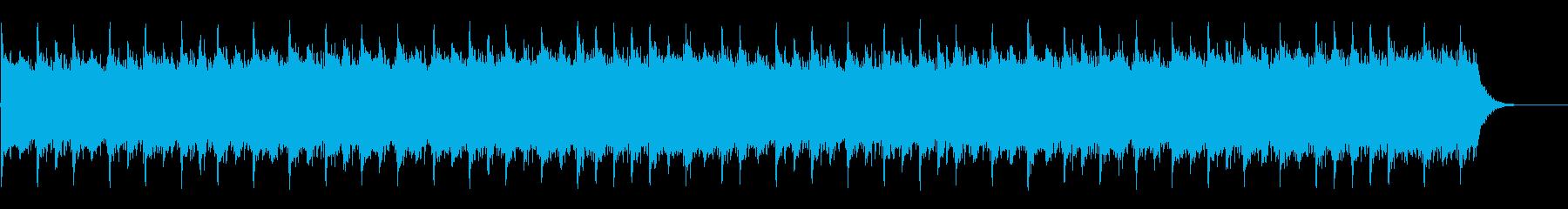 壮大緊迫 Epicオーケストラ リズム付の再生済みの波形