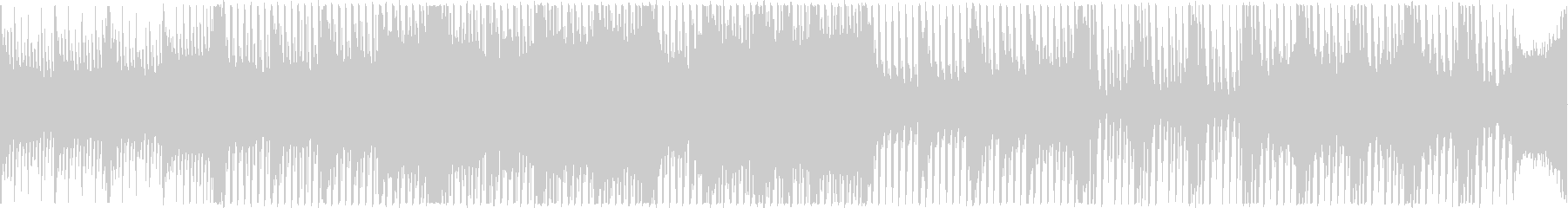 Happy song with good tempo's unreproduced waveform