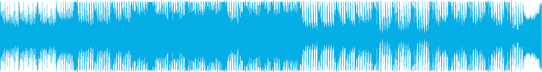 Happy song with good tempo's reproduced waveform