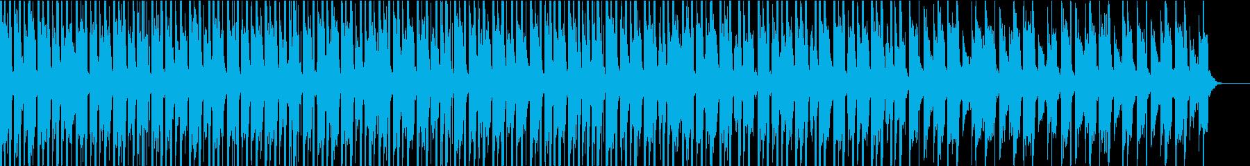怪しい雰囲気・ラテン・民族系・探検調査bの再生済みの波形