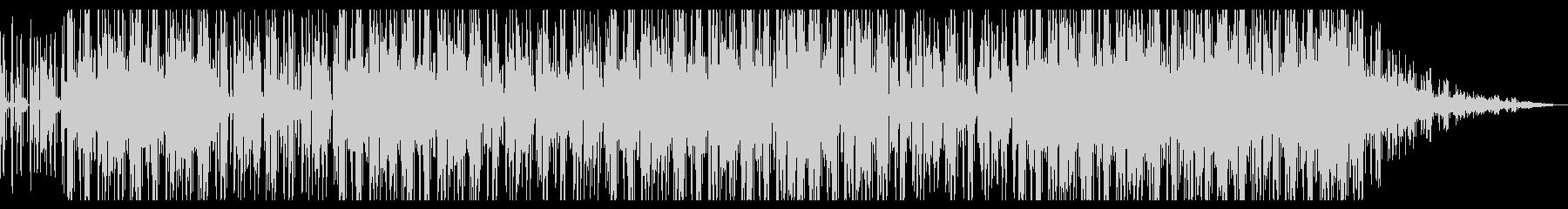 ミクスチャーサンバソウルの未再生の波形