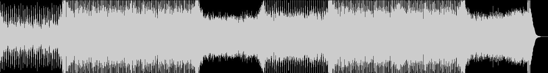 アジアン/EDM/明るいPOPの未再生の波形