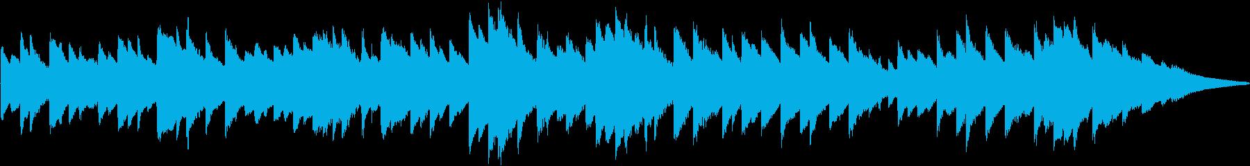 オルゴール曲で、着信音やCMなどに適し…の再生済みの波形