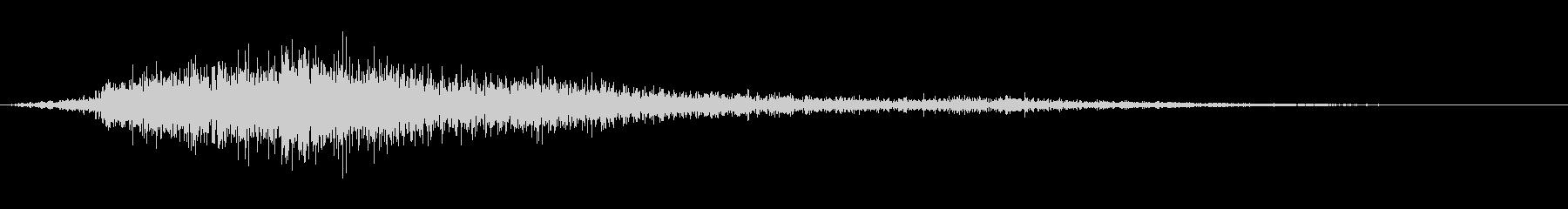 スモールスタジオオーディエンス:解...の未再生の波形