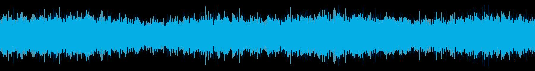 ループ仕様・ニュースや科学番組用 4の再生済みの波形