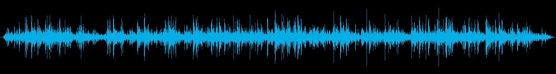 カート 中世のドラッグ01の再生済みの波形