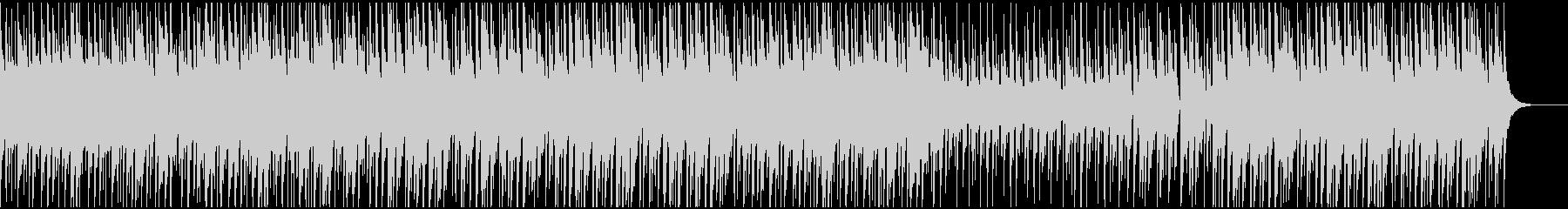 YouTube風かわいくしっかりサウンドの未再生の波形