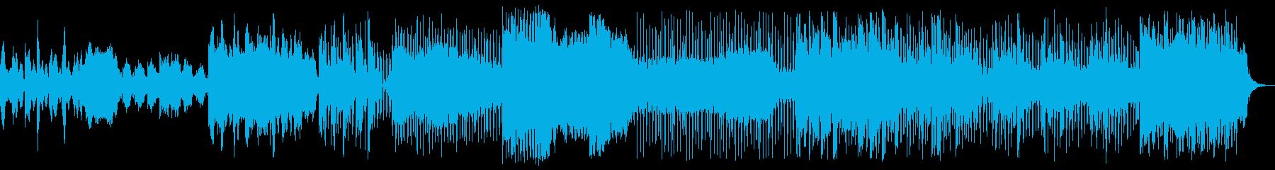 春のイメージ、中盤テクノ。の再生済みの波形
