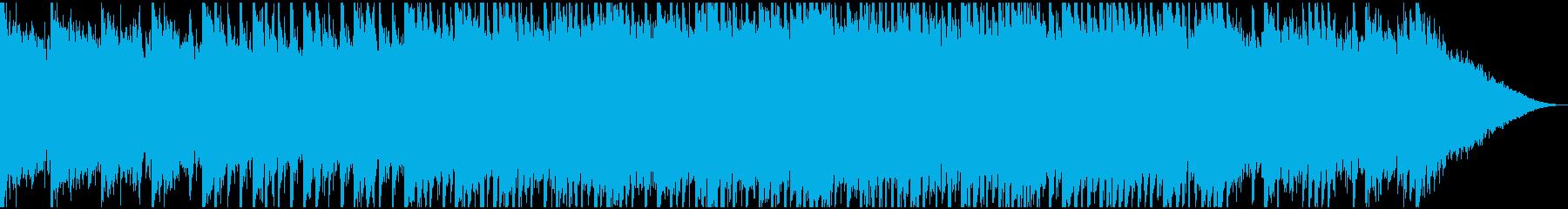 60秒企業VP30,コーポレート,疾走感の再生済みの波形