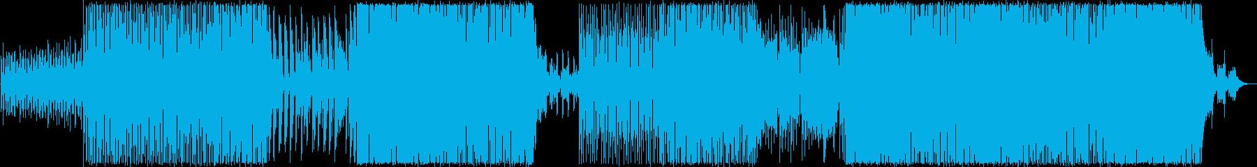 ノスタルジックなおしゃれサウンドの再生済みの波形