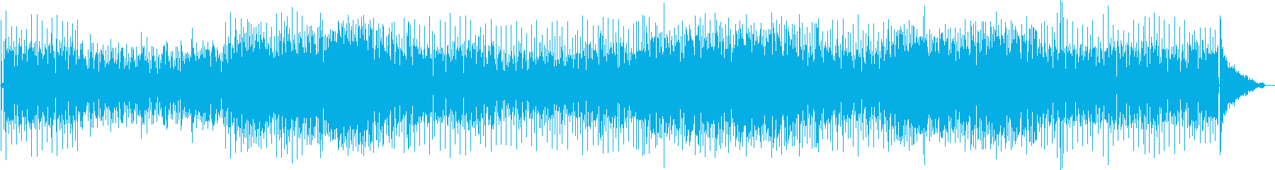 リズミックフォーク。の再生済みの波形