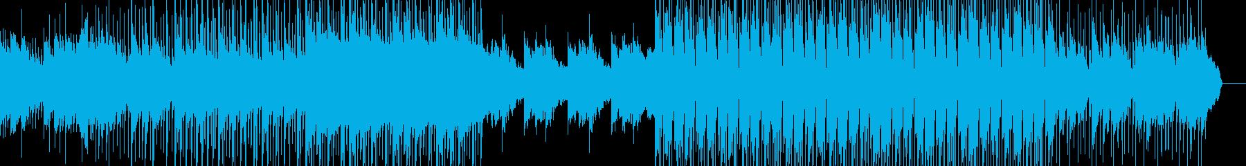 トラップ ヒップホップ テクノロジ...の再生済みの波形