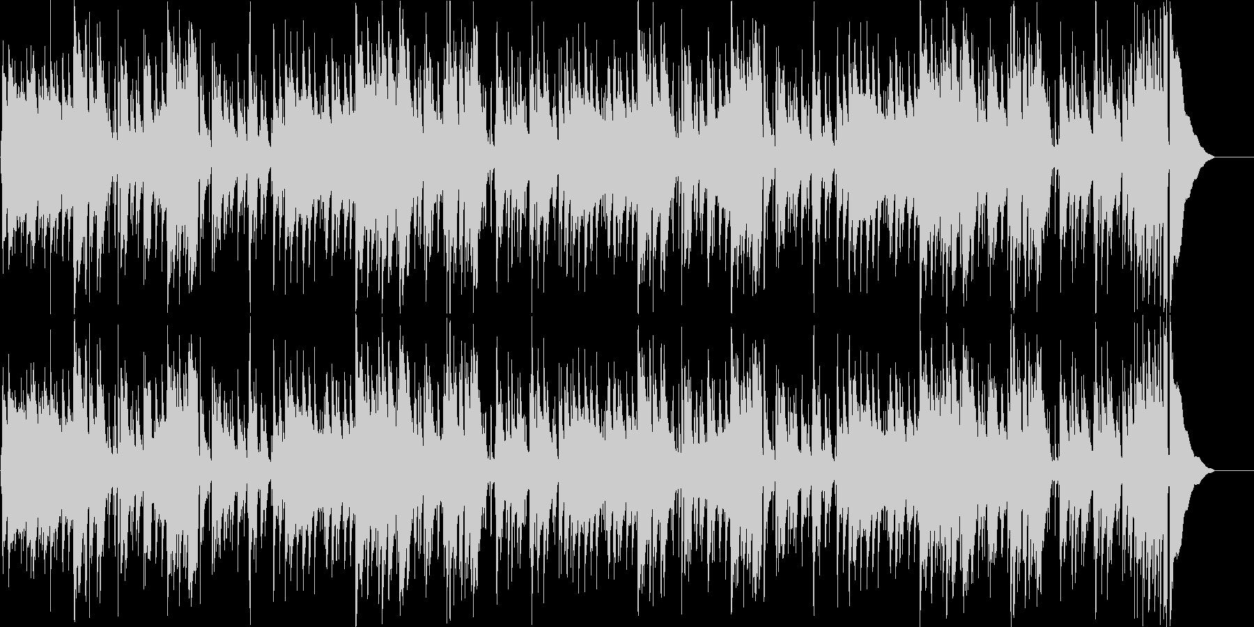 アコギの生演奏ブルース/日常的でほのぼのの未再生の波形