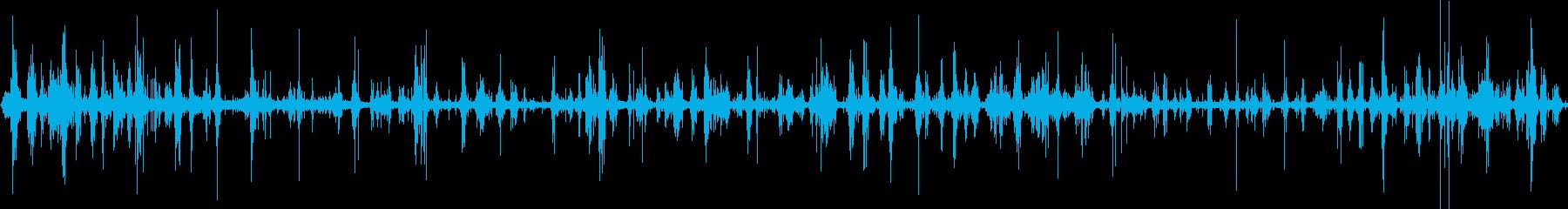 【自然音】浜辺01(蒲郡)の再生済みの波形
