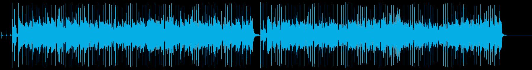 サイケデリックでサイケデリックな1...の再生済みの波形