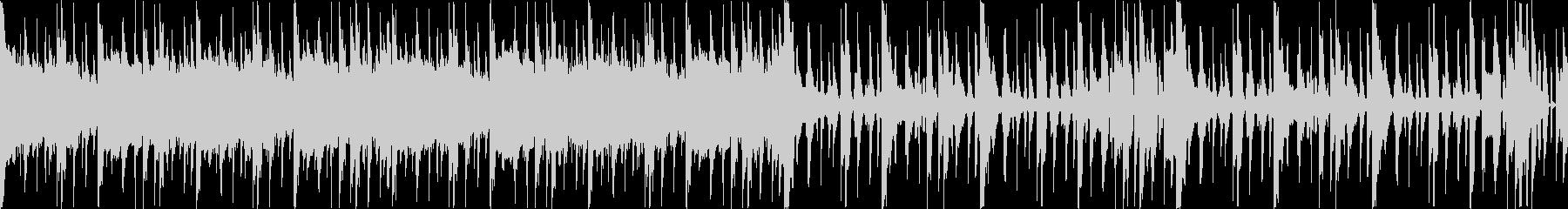 【メロ&掛声なし・ループ】和ヒップホップの未再生の波形