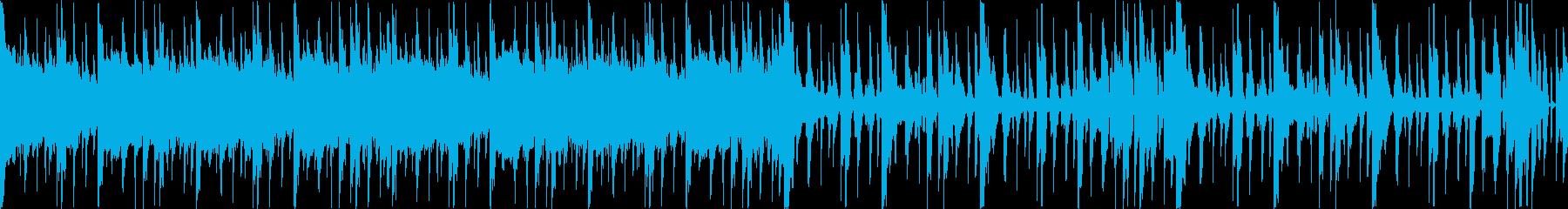【メロ&掛声なし・ループ】和ヒップホップの再生済みの波形
